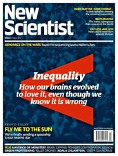 NEW SCIENTIST MAGAZINE 31st MAR 2018 ~ SPECIAL OFFER BUY ANY 6 ISSUES FOR £10.00