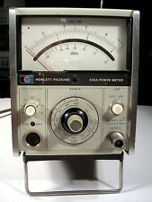 HP AGILENT 435A POWER METER TESTED GOOD