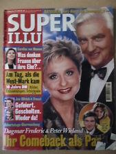 SUPER ILLU 27 2.6.2000 Frederic & Wieland Jan Ulrich & Franzi Caroline v. Monaco