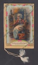 CALENDARIETTO WOLFF & SOHN 1907 La luce ... KARLSRUHE WIEN - VICENZA - PERFETTO