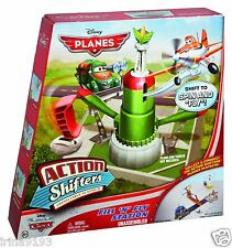 DISNEY Planes riempimento N FLY Station collegabile Playset azione Shifters Set Regalo