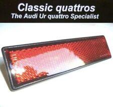 NEW REAR BUMPER REFLECTOR AUDI UR QUATTRO TURBO COUPE/COUPE/QUATTRO