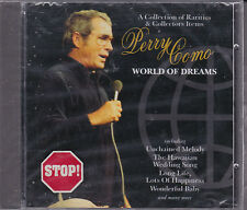CD 24T PERRY COMO WORLD OF DREAMS BEST OF 1995 NEUF SCELLE