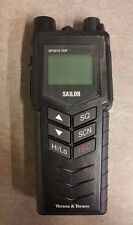 SAILOR SP3510: Portable VHF Radio