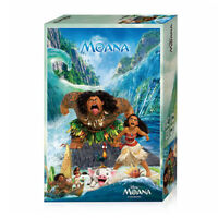 MOANA Jigsaw Puzzle 500 Pieces Toys Hobbies