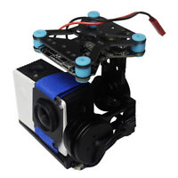 2 Axis Brushless Gimbal for DJI Phantom 1 2, 60-100g Series Sports Camera