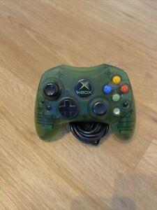 Xbox Classic Original Controller S Grün Transparent gut bis sehr gut