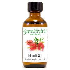 2 fl oz Niaouli Essential Oil (100% Pure & Natural) - GreenHealth