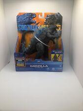 Godzilla vs Kong GODZILLA with HEAT RAY PLAYMATES Brand New!