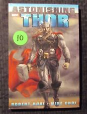 2011 ASTONISHING THOR by Robert Rodi & Mike Choi HC Sealed