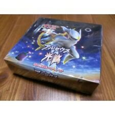 Pokemon dpt ADVENT OF ARCEUS 1st Ed Booster Box diamond and pearl cards Japanese