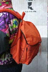 Japan Wander Rucksack 70er orange TRUE VINTAGE trekking backpackbag 70s NOS