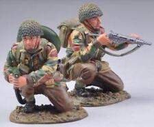 THOMAS GUNN WW2 BRITISH PARA014 FLAMETHROWER TEAM MIB