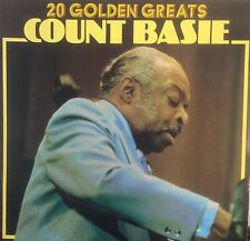 Count Basie 20 Golden Greats  Astan Label  THIS IS AN RARE IMPORT Released 1984