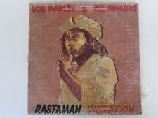 BOB MARLEY and the WAILERS - RASTAMAN VIBRATIONS - 1976 OZ pressing LP