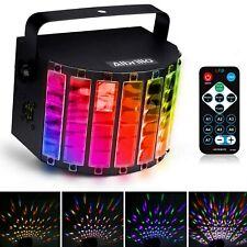 LED Party Discolicht Farbwechsel Lichteffekte Bühnenbeleuchtung Fernbedienung