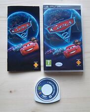 Cars 2 Sony PSP Complet TBE