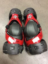 ASTERISK CELL KNEE BRACE RIGHT & LEFT SMALL S MENS MX RACING RACE