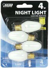 Freit Electic 4W White Night Light (24 Bulbs Total)