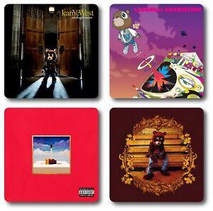 Kanye West Coasters 4 Piece Coaster Set
