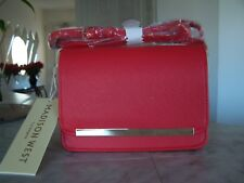 MADISON WEST Los Angeles Red Purse (NWT)