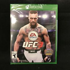 UFC 3 (Xbox One) BRAND NEW / Region Free