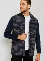 MENS NIKE SPORTSWEAR NSW CAMO CAMOUFLAGE JACKET COAT SMALL NEW RRP £102.00