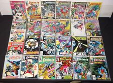 Marvel Modern Deathlok 1991 Comic Collection Lot 25pc Agents Of Shield
