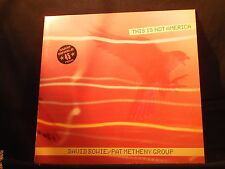 """David Bowie / Pat Metheny Group - This Is Not America     12"""""""