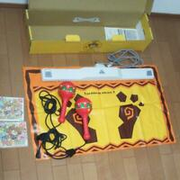 Samba de Amigo Maracas controller + 2 Games Set SEGA Dreamcast DC