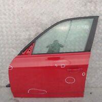 BMW X3 Lui E83 E83N LCI Lato Porta Anteriore Sinistra Rosso-Cremisi Rosso - A61