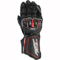 RST Tractech Evo 2579 Race Leather Sport Lined Motorcycle Motorbike Gloves