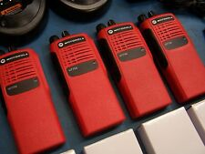 4  Motorola HT750 VHF 136-174MHz 16 Channel Mint Tested