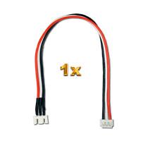 Lipo Balancer Adapter Kabel 2S 7.4V JST-XH auf EH Kokam Hyperion Graupner Robbe