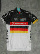 Rarität Craft German Champ Team Radioshack Leopard Trek summer mesh jersey
