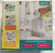 The First Years Simple Serve Bottle and Food Warmer(new In Box)