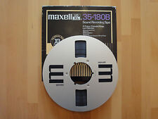 Maxell UD XL 35-180B Professional Tonband Alu NAB-Spule 26,5cm , für AKAI Revox