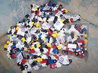 Ü-Ei    75 Lego Autos von Borgmann zum zusammenbauen mit BPZ.  100% Original