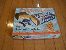 1950s Hollywood Ice Cream Bars Box - Original Advertising Collectible