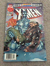 THE UNCANNY X-MEN #340 Jan 1997 Marvel Comic Book Storm Bobby Drake A Son's Pain