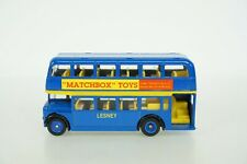Lledo Promotions Die Cast Matchbox Toys Bus ONLY 500 Produced NEW