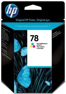 Original HP 78 color C6578D ungeöffnete OVP 11/2018