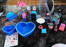 Lol sorpresa muebles de casa de muñecas y piezas de repuesto