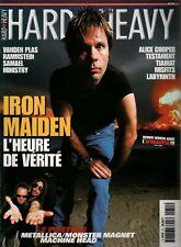 HARD N HEAVY  n° 51 - IRON MAIDEN