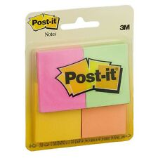 Post-It Page Marker Notes 1.50'' X 2'' 1 ea (Pack of 7)