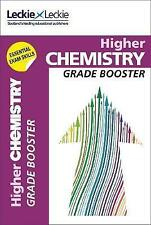 CfE Higher Chemistry Grade Booster by Tom Speirs, Leckie & Leckie (Paperback,...