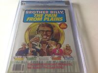 BROTHER BILLY PAIN FROM PLAINS 1 CGC 9.8 JIMMY CARTER DEMOCRAT POLITIC MAGAZINE