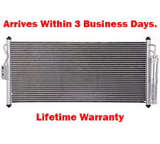 3099 New Condenser For Nissan Sentra 02-06 1.8 2.5 L4 No Drier Lifetime Warranty