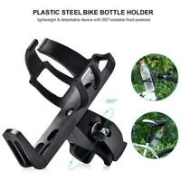 Water Bottle Cage Mount Drink Bicycle Handlebar Bike Cycling Cup G3C9