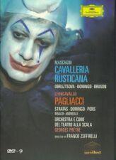 Cavalleria Rusticana / Pagliacci: Teatro Alla Scala (Prêtre) 2005 DVD-9